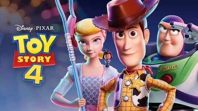 Top Action Movies of 2019-Toy Story 4