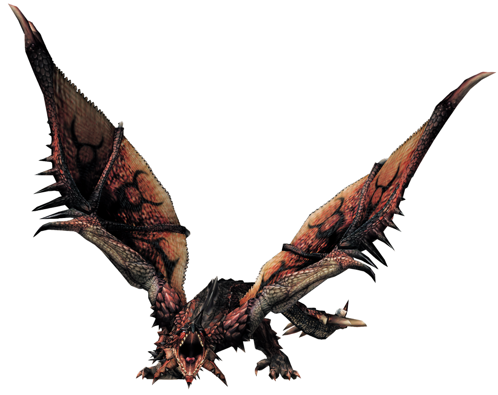 Pubg Game Background Png: Direto De Monster Hunter, Conheça Rathalos, O Senhor Dos