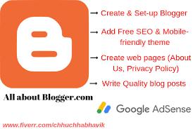 High SEO traffic for blogger