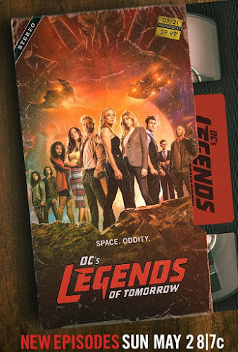 Legends of Tomorrow Temporada 6 (HDTV 720p Ingles Subtitulada)