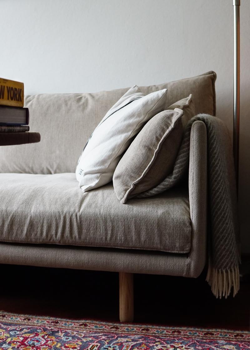 Sohva, sisustus