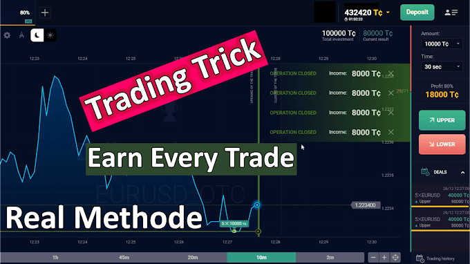 Iron Trade Earning Trick || Iron Trade me Trading kaise kare