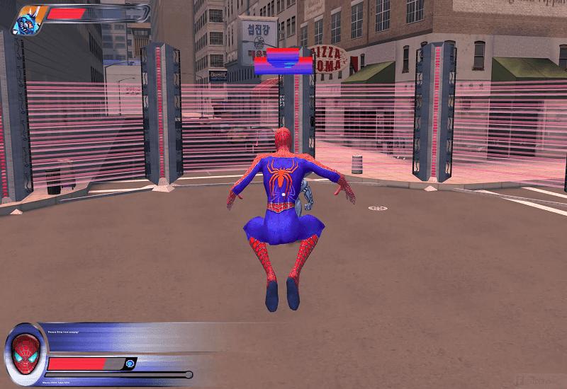 تحميل لعبة spider man 2 من ميديا فاير