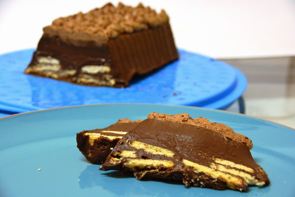 scrumptious chocoolate cake
