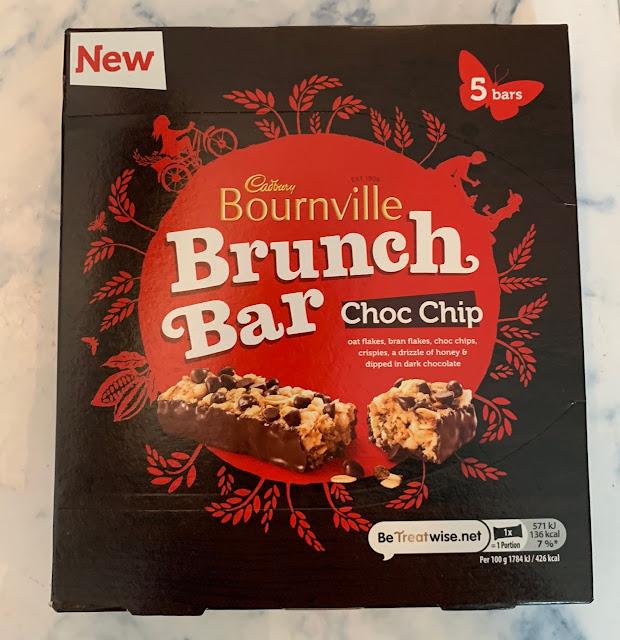 Cadbury Bournville Brunch Bar