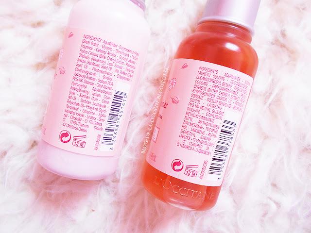 L´Occitane Cherry Blossom recenzia