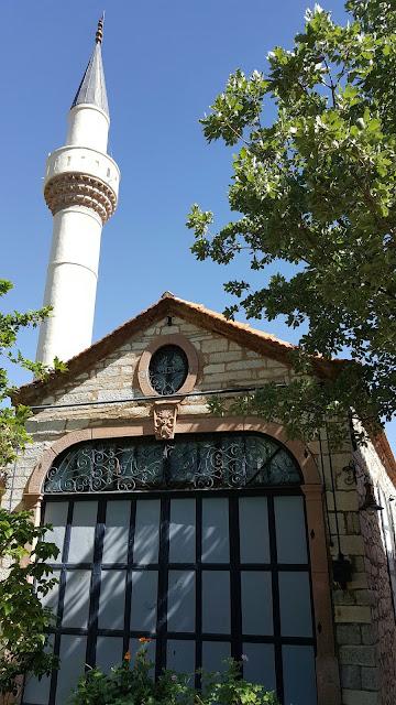 Doğanbey, Domatia, Rum Köyü, İzmir çevresi, nereye gitsek, gezelim, ne yesek, restoran, balık, derya yarımadası, Kuşadası, Milli park, güzelçamlı, günübirlik, gezi, aydın, söke, kilise, yollarda hayat var