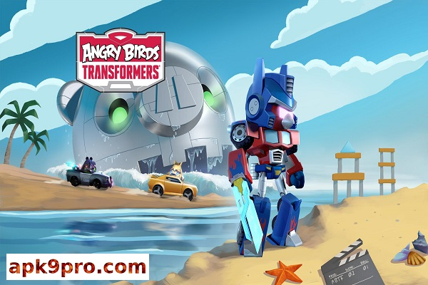 Angry Birds Transformers 1.49.6 Apk + Mod (File size 450 MB) for Android