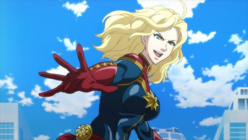 Disney+ Tayangkan Anime Marvel Future Avengers 28 Februari Mendatang