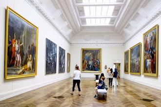Ailleurs : Musée des Beaux-Arts de Dijon, entrée dans le XXIème siècle de l'un des plus anciens et des plus beaux musées de France