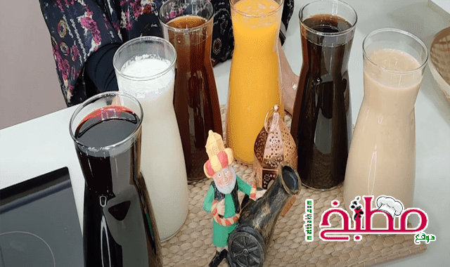 عصائر رمضان فاطمه ابو حاتي