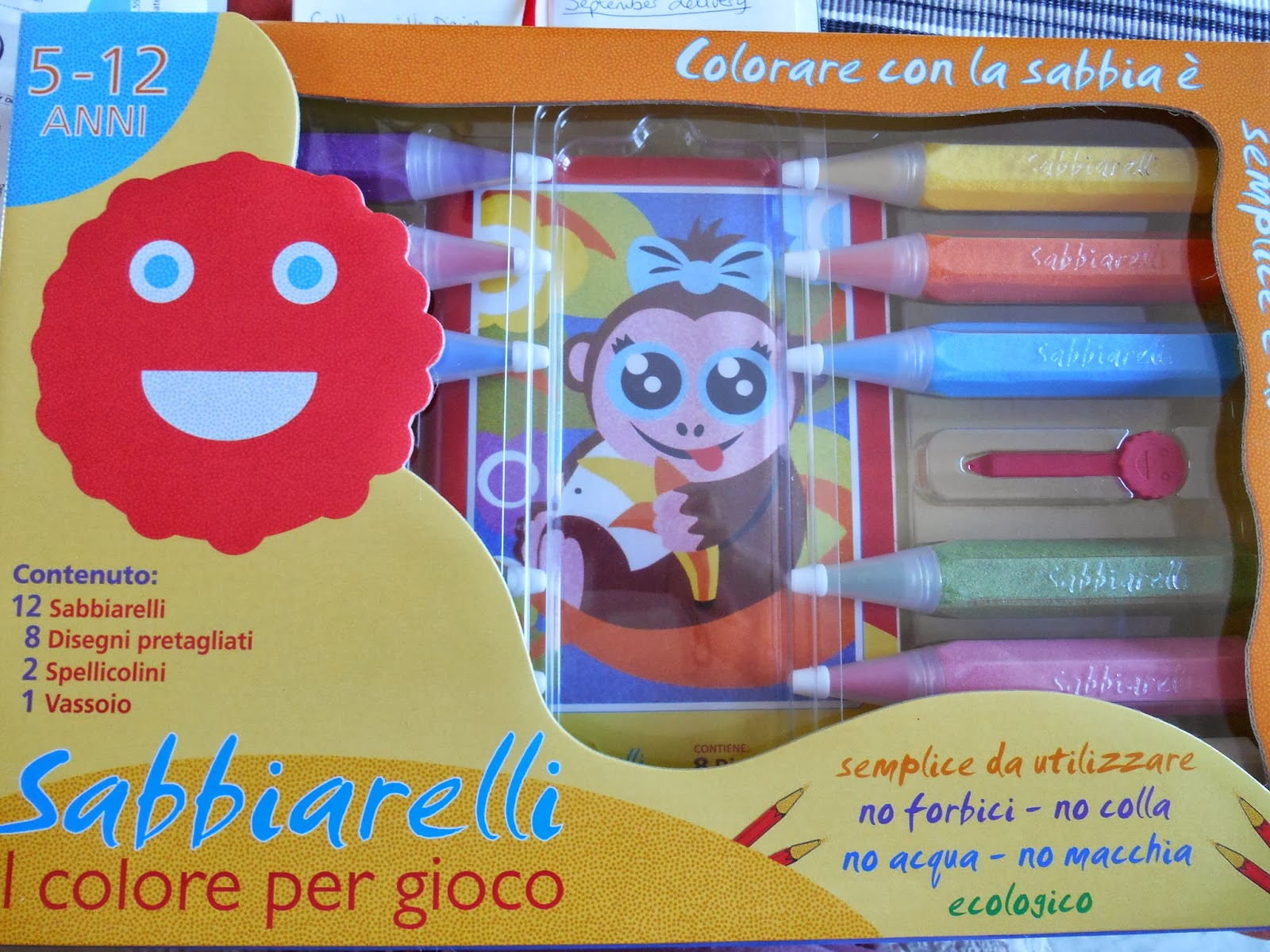 c1d9417181 I recently received an email from a lovely Italian mum, asking if we'd like  to try out a creative toy from Italy that has just been launched on the UK  ...