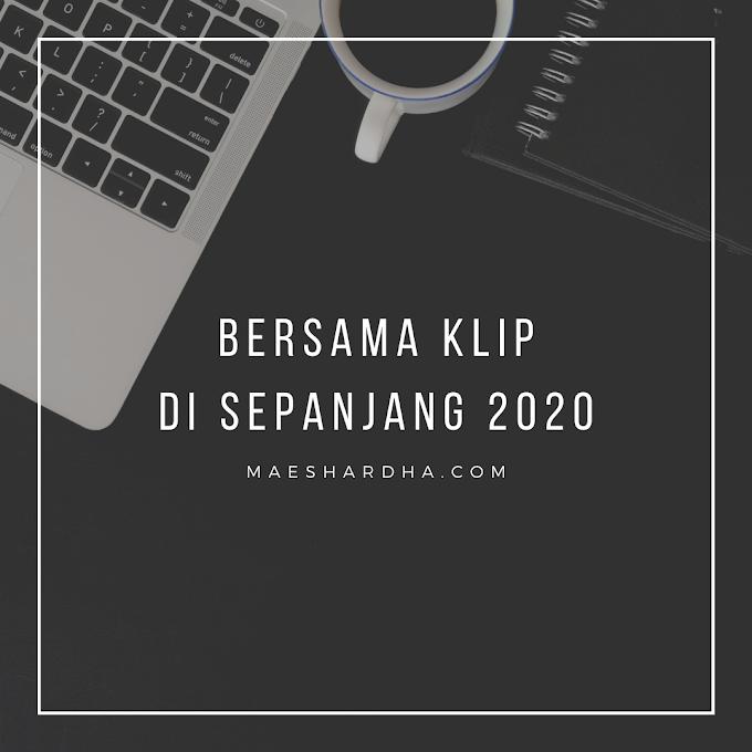 Bersama KLIP di Sepanjang 2020