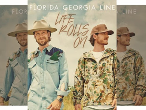 Florida Georgia Line's LIFE ROLLS ON: 16-Track Music Album - AAC/MP3 Songs: Countryside, Always Gonna Love You, Life Looks Good and More