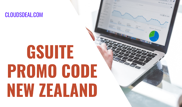G Suite Promo Code New Zealand