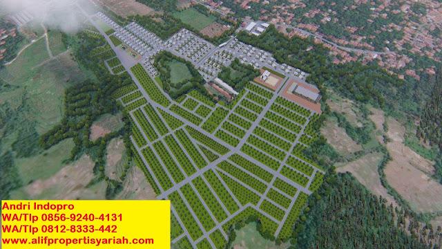 Jual-Tanah-di-Bogor-Kavling-Andalus-Cariu-(Grand-Andalusia-Village)-Cariu-Bogor-Timur