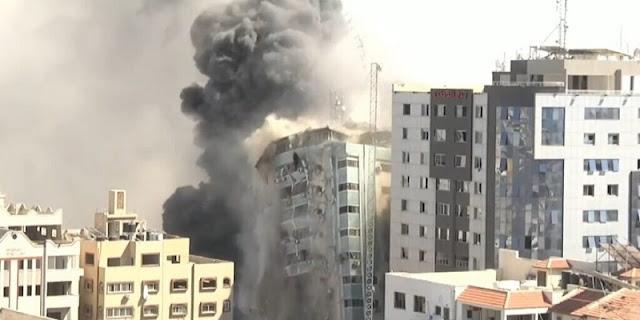 Serangan Israel Ke Gedung Media Di Gaza Banyak Dikecam, Kepala IDF: Saya Tidak Menyesal