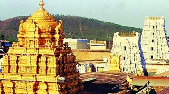Christian Conspiracy to upload Jesus Prayer on Tirumala Tirupati Devasthanam website. Probe going on.