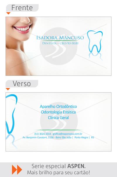 cartoes visita odontologia%2B%25281%2529 - Cartões de Visita Criativos para Dentistas