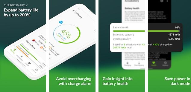 كيفية التحقق من صحة البطارية في هواتف Android؟