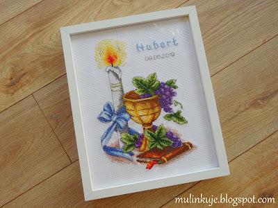 Pierwsza Komunia Święta Huberta