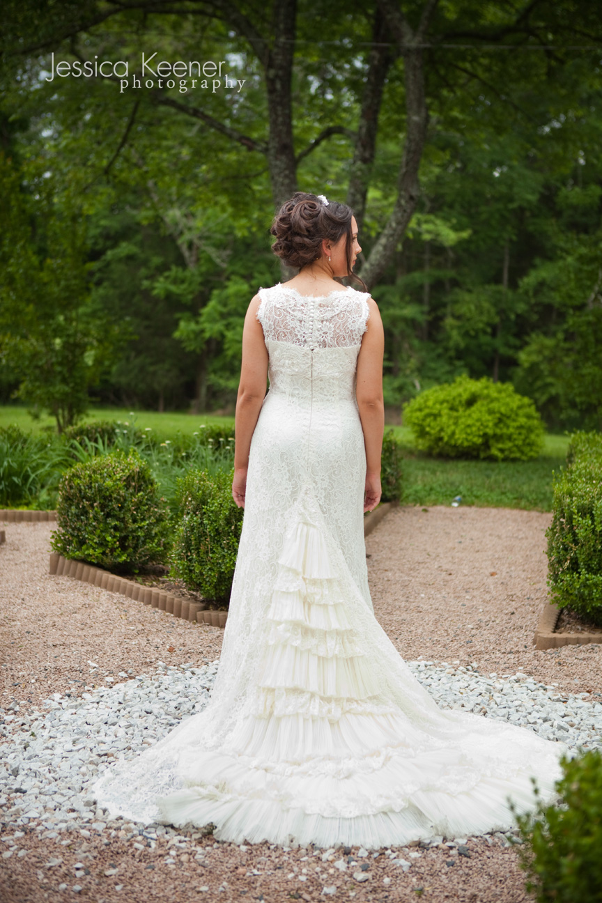 Jessica Keener Photography Lindsay S Bridal Portraits The Orchard House Concord Nc