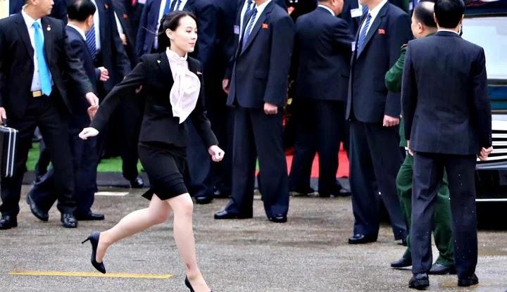 Pakar Temui Tanda-tanda Adik Kim Jong-un Jauh Lebih Sadis
