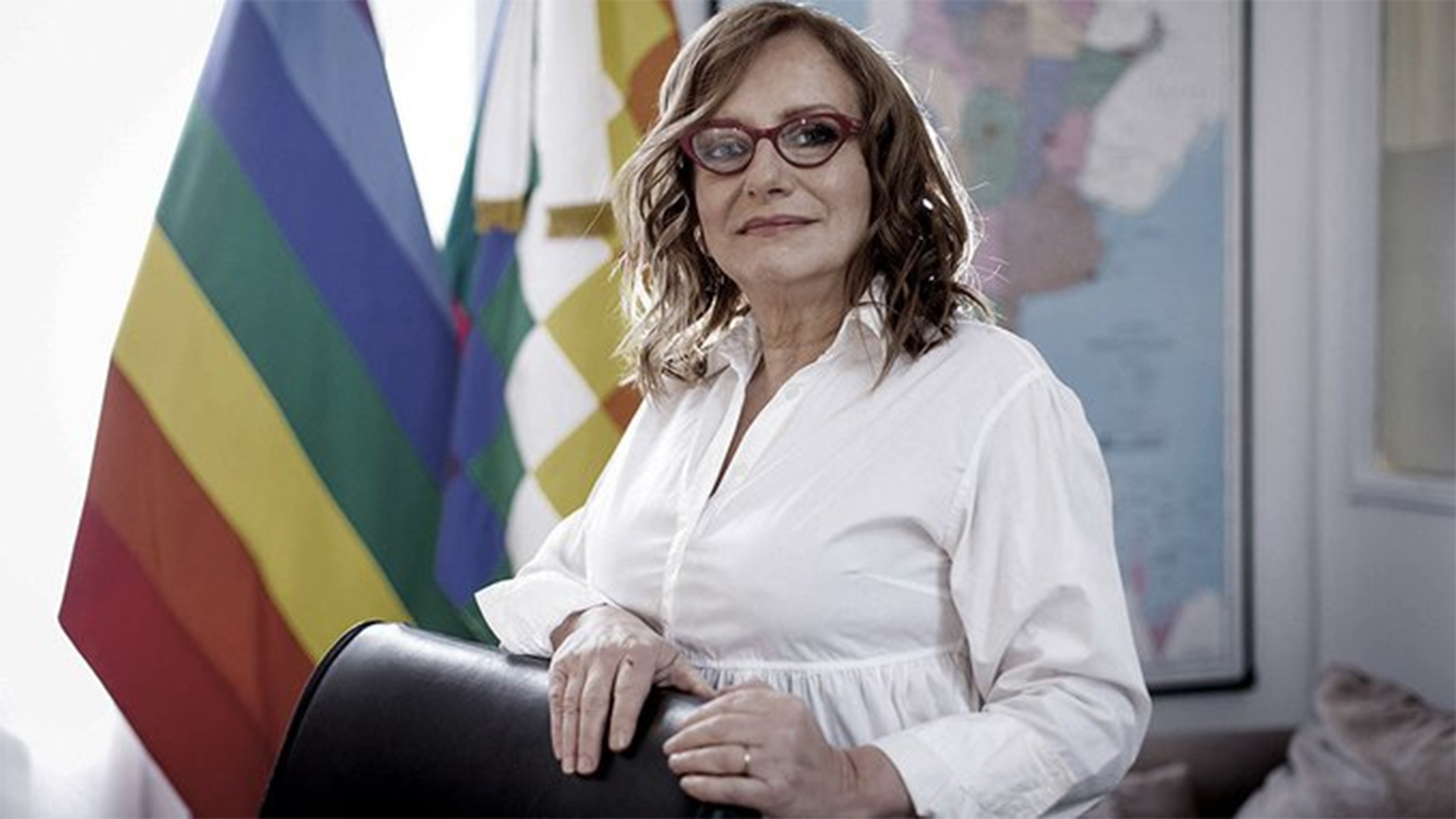 Miriam Lewin observatorio oficial de medios NODIO