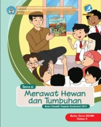 Buku tema 6 Guru Kelas 2 K13 2017