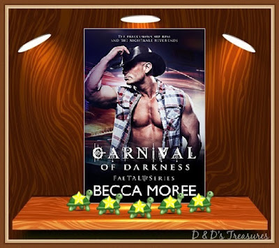 Carnival of Darkness - Faetal Series (Book 1) by Becca Moree