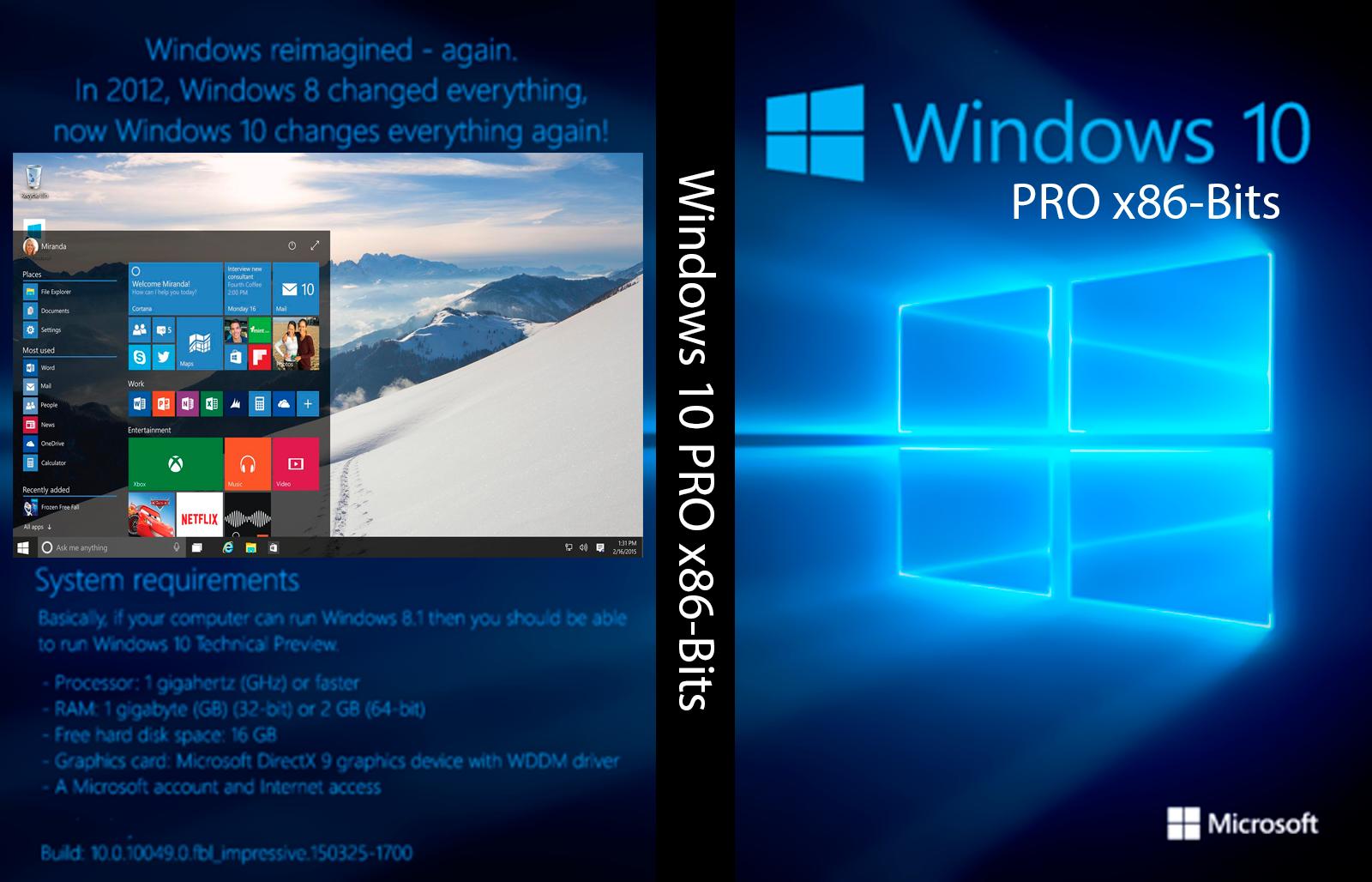 Windows 10 Pro Final Original Microsoft Vlsc: Talesultradownloads.blogspot.com.br: Baixar Windows 10 PRO