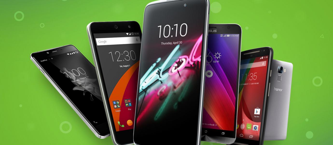 5 Smartphone dengan Penyimpanan Internal Besar Rp1 Jutaan
