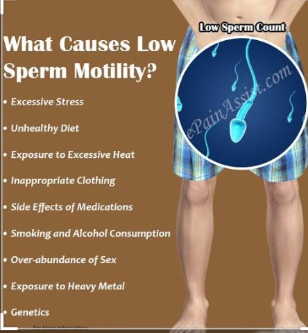 HOW TO KNOW IF YOU HAVE LOW SPERM COUNT - NAIJAROZY
