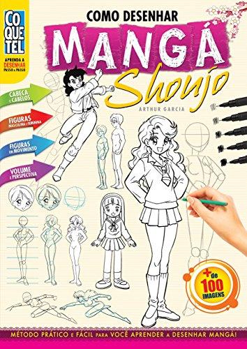 Como Desenhar Mangá Shoujo - Arthur Garcia