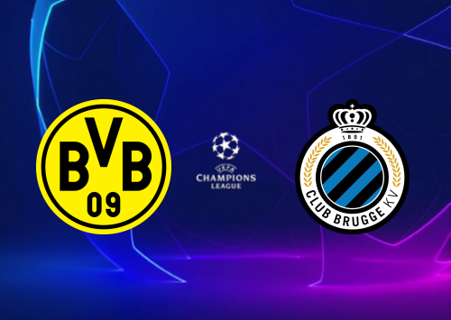 Borussia Dortmund vs Club Brugge -Highlights 24 November 2020