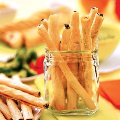 Spinach Sticks Recipe