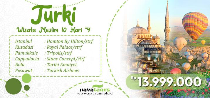 tour wisata halal turki 13 jutaan nava tour