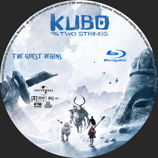 Label Bluray Kubo And The Two Strings