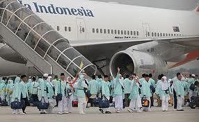 Gangguan Kesehatan Haji di Pesawat Terbang
