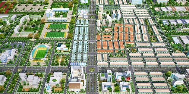 Nhận Đặt Chỗ Dự án Golden Center City 3 Tam Phước Biên Hòa