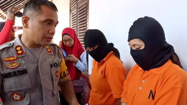 Setelah Keroyok Guru Di Dalam Kelas Yang Sedang Mengajar, Polisi Tetapkan 2 Wanita Ini Jadi Tersangka