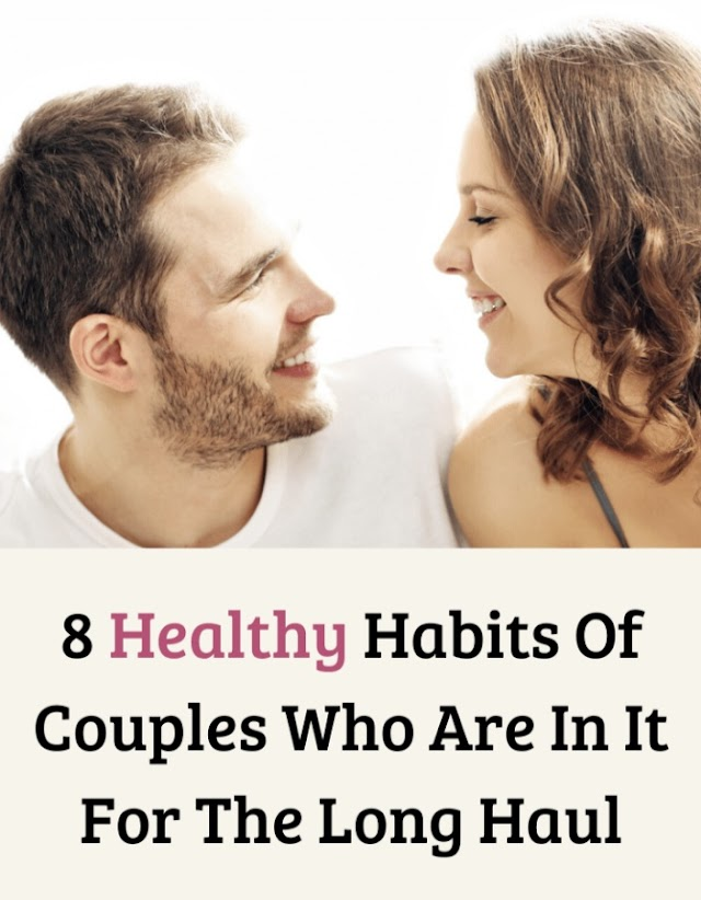 8 Intimate Habits Of Couples Who Are Deeply Connected