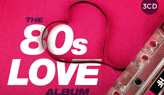 The 80's Love Album (03Cd´s ) 2017 320kbps