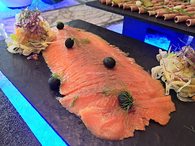smoked salmon, Holiday inn jbcc, holiday in jb promo, holiday in jb review, holiday in jb job vacancy, holiday in jb booking, holiday in jb agoda, holiday in jb careers, holiday in jb restaurant, holiday in jb buffet, holiday in jblm, holiday in jb contact number, dine @ eight holiday in jb, hotel buffet 2020, hotel jb buffet dinner, Saturday spice dine at eight holiday inn jbcc, holiday inn johor bahru city centre