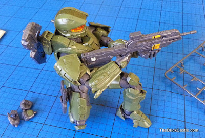 Fathers Day gift idea sprukits model set Halo Masterchief