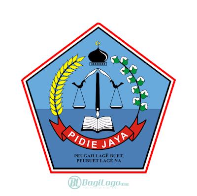 Kabupaten Pidie Jaya Logo Vector