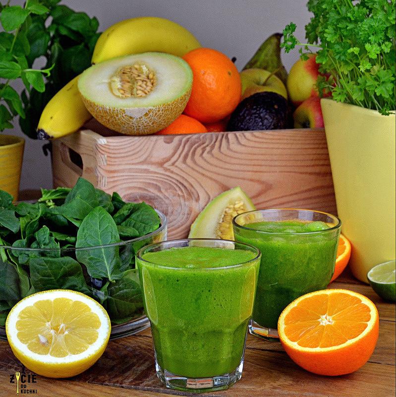zdrowe koktajle, zielone koktajle, zielony koktajl, dieta, smoothie, zielone smothie,botti, blender botti, wiosenna dieta
