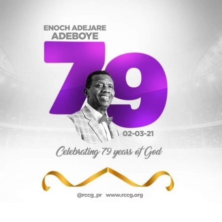 Open Heaven 3 March 2021: [Wednesday] Daily Devotional By Pastor E.A Adeboye – God's Partner