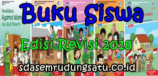 Buku Siswa Kelas 3 SD/MI Kurikulum 2013 Revisi 2018