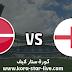نتيجة مباراة الدنمارك وإنجلترا بث مباشر اليوم بتاريخ 08-09-2020 دوري الأمم الأوروبية